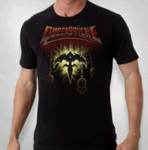 Queensryche - Men's Skulls & Chains Tee
