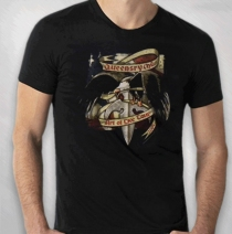 Queensryche - 2004 Men's Eagle Art Of Live Tour Tee