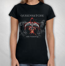 Queensryche -   2019 Women's Verdict Tour Tee (Feb - Jul)