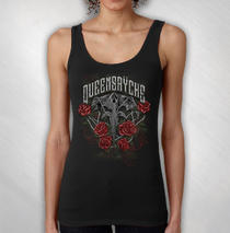 Queensryche -  Women's Roses Tank Top