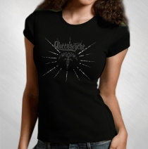 Queensryche - Women's Logo Starburst Tee