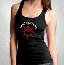 Queensryche - Women's DTC Logo Tank Top