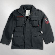Queensryche  - Vintage Field Jacket