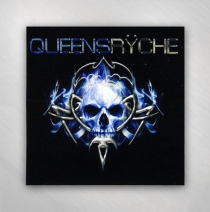Queensryche - New Skull Logo Sticker