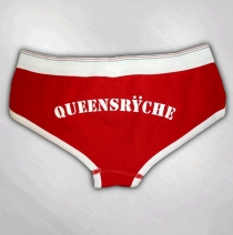 Queensryche - Boy Shorts - Red