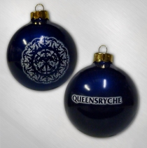 Queensryche - Blue Snowflake Ornament