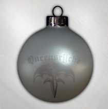 Queensryche  -   Pearl/Silver Ornament