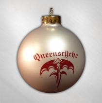 Queensryche - Pearl/Red Ornament