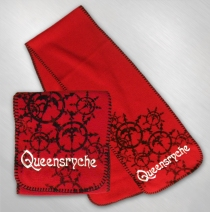 Queensryche - DTC Flannel Scarf