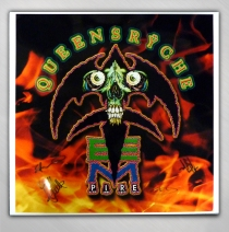 Queensryche - Pushead Empire Signed Poster