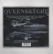 Queensryche - The Verdict CD Signed
