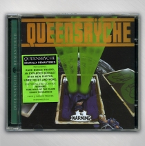 Queensryche - The Warning CD (Remastered)