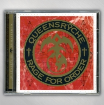 Queensryche - Rage For Order CD (Remastered)