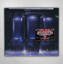 Queensryche - Live Evolution 2 CD SET