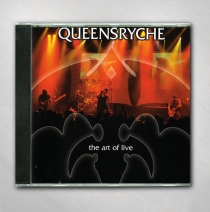 Queensryche - Art Of Live CD