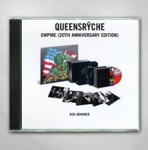 Queensryche - Empire 20th Anniversary Advance CD