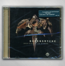 Queensryche - Dedicated To Chaos CD