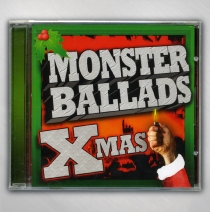 Queensryche - Monster Ballads X-Mas CD