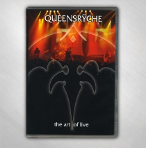 Queensryche - Art Of Live DVD