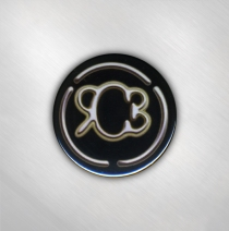 Rob Carlton - RCB Logo - Large Button