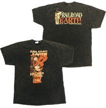 Railroad Earth - Men's 2014 Halloween Tee