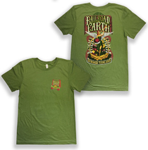 Railroad Earth - Men's Summer 2015 Tour T-Shirt