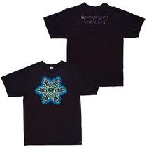 Railroad Earth - Men's 2017 Winter Batik Tee