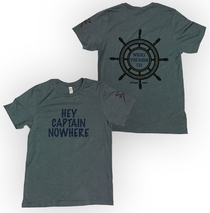 Railroad Earth - Men's Captain Nowhere Tour Tee