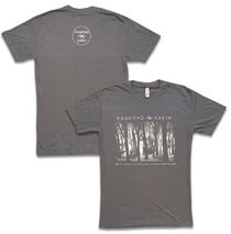 Railroad Earth - Men's Charcoal Forest Instruments Tee