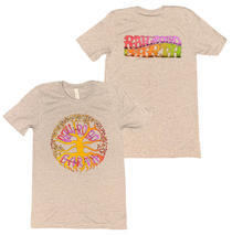 Railroad Earth - Men's Athletic Grey Tree Tee