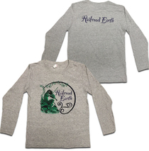 Railroad Earth - Women's Frog And Fiddle Longsleeve