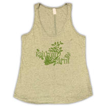 Railroad Earth - Women's Green Train Tank