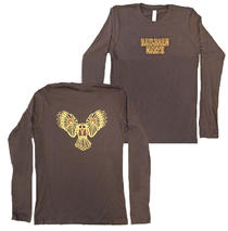 Railroad Earth - Women's Owl Long Sleeve