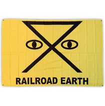 Railroad Earth - Safe Camp Flag