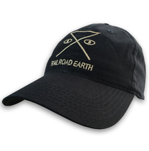 Railroad Earth - Embroidered Cap