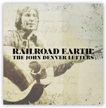 "Railroad Earth -   The John Denver Letters 7"" Vinyl EP"