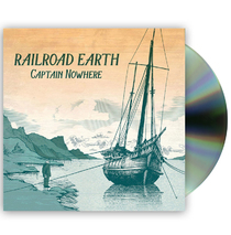Railroad Earth -  Captain Nowhere CD