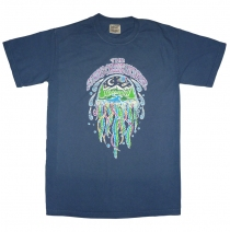 SCI - Mountain Batik Jellyfish Tee