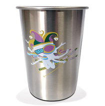 SCI  -   2017 Winter Carnival Stainless Steel Pint Cup