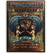 SCI  -   2017 Chicago Thanksgiving Poster