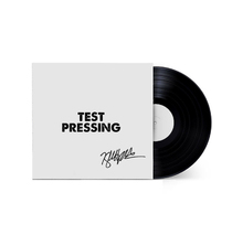 "K. Hollingsworth  ""50""  SIGNED VINYL TEST PRESSING"