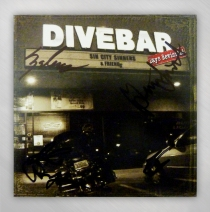 Sin City Sinners - Divebar - Days Revisited AUTOGRAPHED