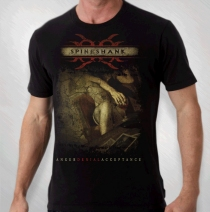Spineshank - Album Tour Tee