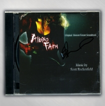 Rockenfield - Albino Farm SIGNED CD
