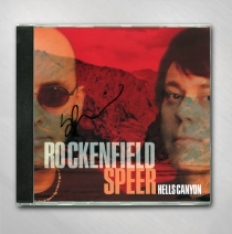 Rockenfield - Hells Canyon SIGNED CD