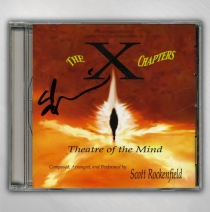 Rockenfield - Theater Of The Mind SIGNED CD