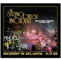 SCI - Rhythm Of The Road Vol 1: Incident In Atlanta 11/17/00 CD