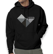 Thievery Corporation - Black Triangles Pullover Hoodie