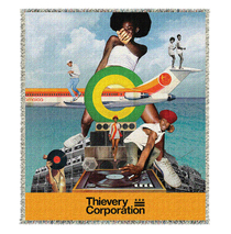 Thievery Corporation - Throw Blanket