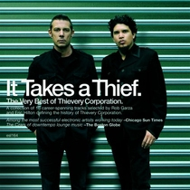 Thievery Corporation - It Takes a Thief CD